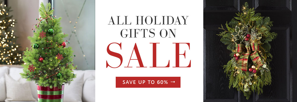 All Holiday Gifts on Sale - SAVE UP TO 60%