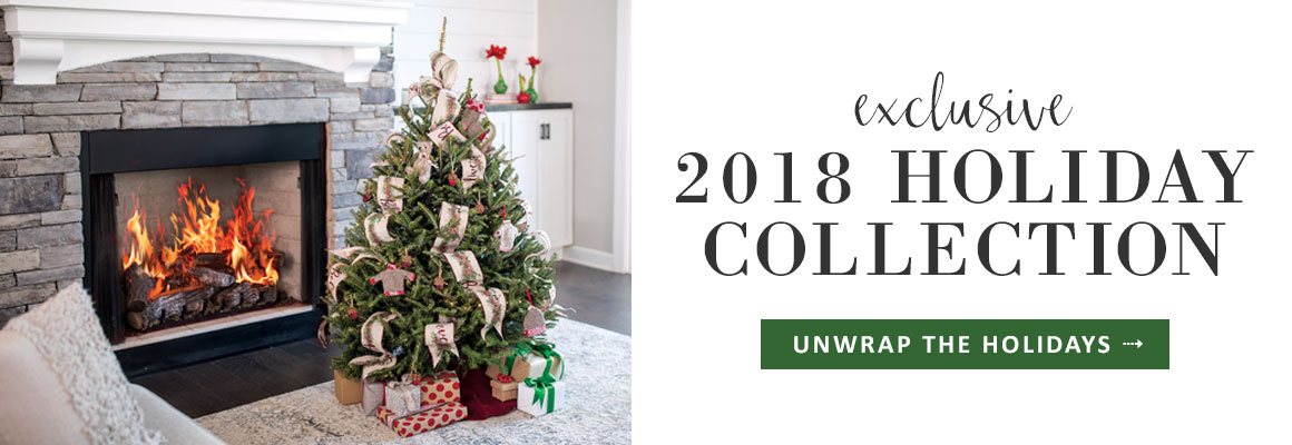 NEW and EXCLUSIVE 2018 HOLIDAY COLLECTION - UNWRAP THE HOLIDAYS