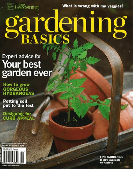 Fine Gardening Summer 2015