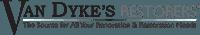 Van Dyke's Restorers Logo