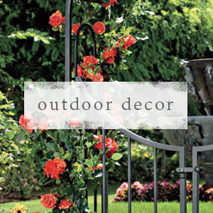 Shop Outdoor Decor