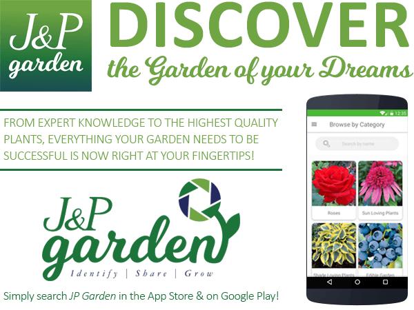 Introducing the JP Garden App