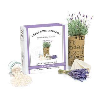 Lavender Bath Infusion Kit