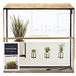 Modern Growhouse
