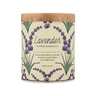 Lavender Flower Garden Kit
