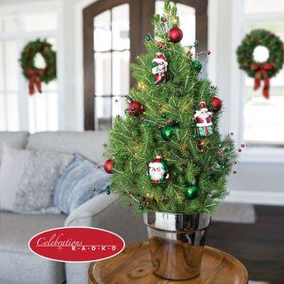 Celebrations by Radko Christmas Tree