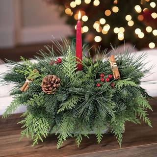 Winter Essence Centerpiece Image