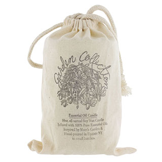 Geranium Candle & Seed Packet