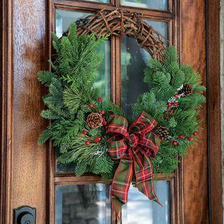 Comfort & Joy Wreath