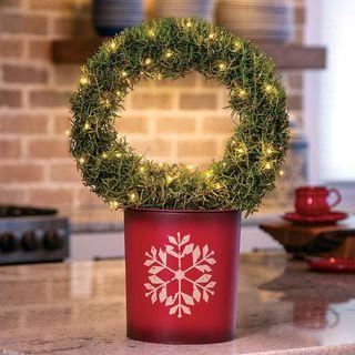 Cozy Rosemary Wreath