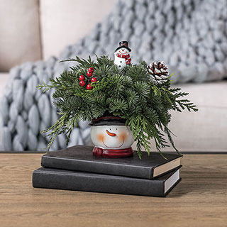 Holly Jolly Centerpiece Image