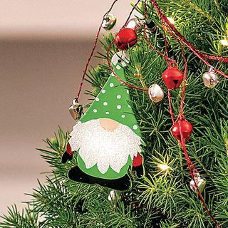 Winter Gnome Tree Image