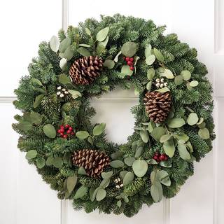 Welcome Home Wreath Image