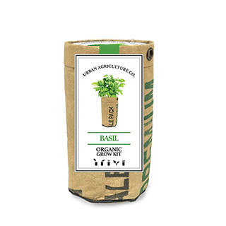 Basil Herb Garden Grow Kit