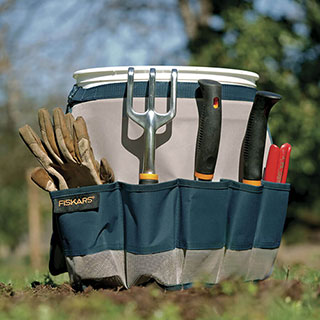 Fiskar's® Garden Bucket Caddy