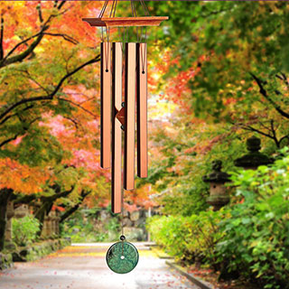 Woodstock Turquoise Chime™ - Medium