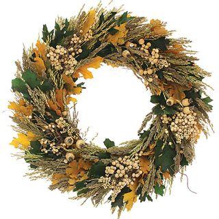 Autumn Habitat Wreath