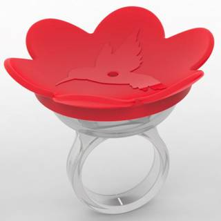 Red Hummer Ring Image