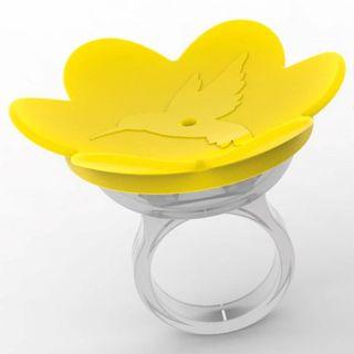Yellow Hummer Ring Image