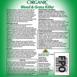 Espoma® Weed and Grass Killer 24 Oz. Liquid