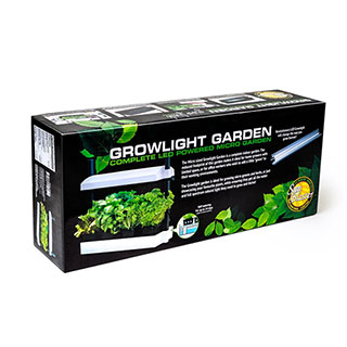 SunBlaster Micro LED Growlight Garden Image