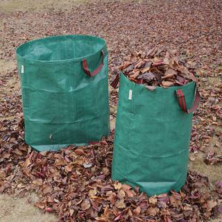 Garden Waste Bags Lawn Leaf Bag 32 Gallons