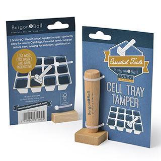 Cell Tray Tamper