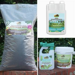 People's Choice Organics Soil Builder 1 Year Supply