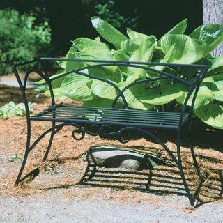 Arbor Bench w/ Back
