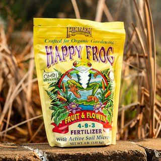 FoxFarm Happy Frog® Fruit & Flower Image