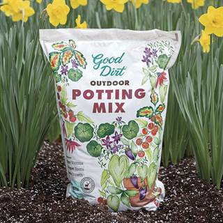 Good Dirt® Outdoor Potting Mix Image