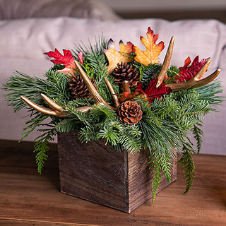 Fall Voyage Centerpiece Image