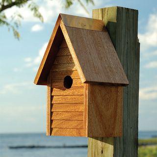 Simple Charms Bird House
