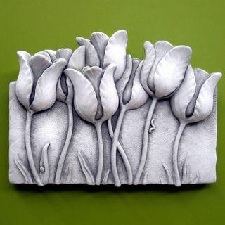 Tulip Garden Plaque