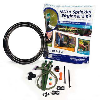 Micro Sprinkler Beginner's Kit 25ft