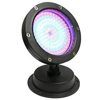 144 LED Super-Bright Color-Changing Light Plastic