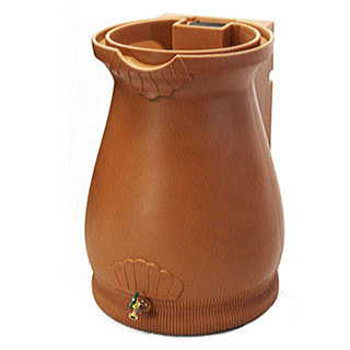 Rain Wizard Urn (Sandstone)