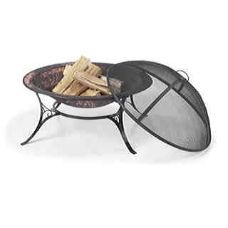30-Inch Medium Textured Fire Pit