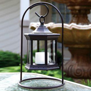 Arch Tabletop Solar Lantern