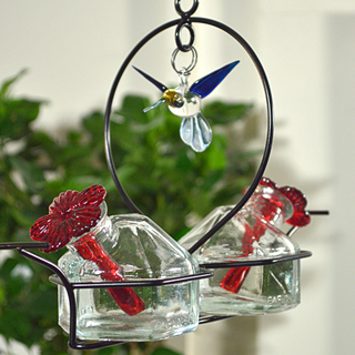 Bouquet® 2 Deluxe™ Hummingbird Feeder