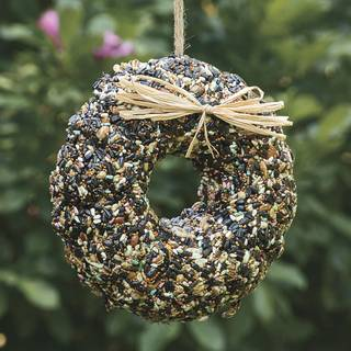 Birdie Wreath Image