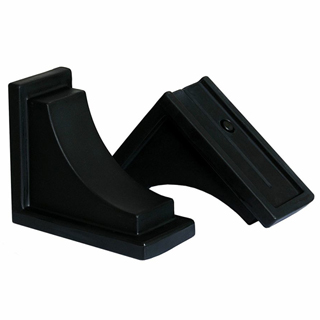 Nantucket Window Box-Black