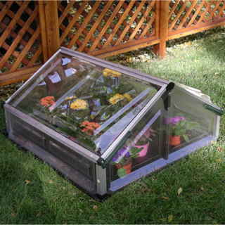 Venting Coldframe