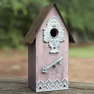 Transpac Birdhouses