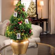 Merry Memories Deluxe Tree