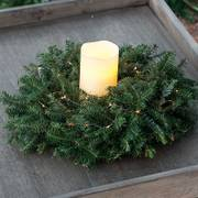 Yuletide Fraser Fir Centerpiece