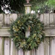 Yuletide Fraser Fir Wreath