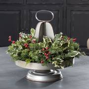 Holly Jolly Evergreen Tabletop