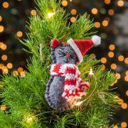 Christmas Kitty Tree