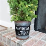 Farm Fresh Bucket Tree